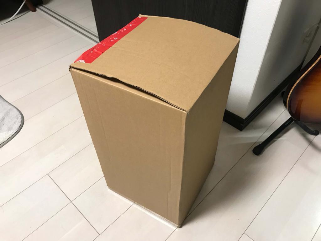 スクワットマジックの箱