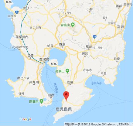 雄川の滝の地図