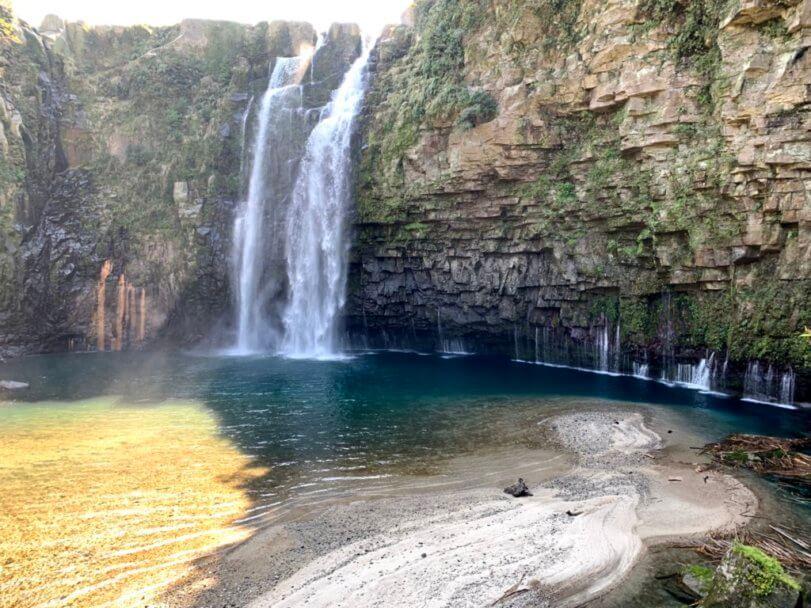 雄川の滝1