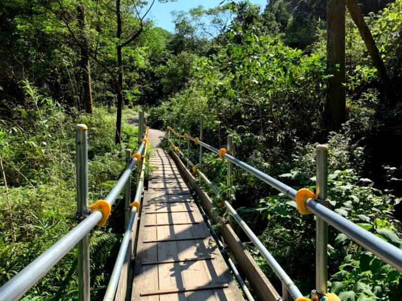 雄川の滝橋