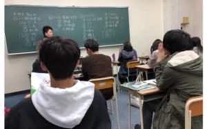日本航空高等学校のスクーリングの画像