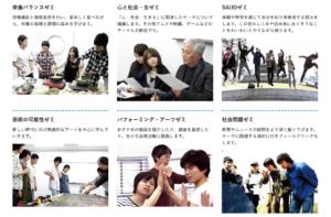 河合塾COSMOのテーマ別ゼミ講座の画像