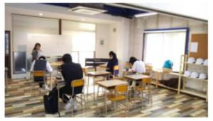 湘南国際アカデミー高等部のコースの画像