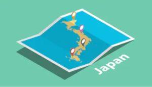 日本の場所イラスト