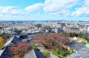 和歌山市の風景