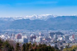 福島の風景
