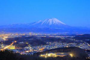 岩手県盛岡市の風景