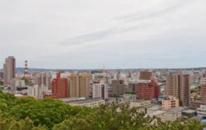 秋田の風景