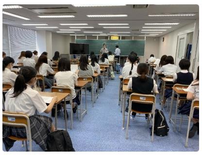 名古屋キャンパスのようす