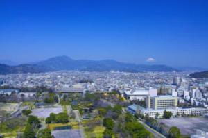 静岡の風景