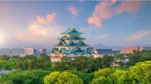 愛知県名古屋市の風景