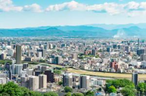 熊本の風景