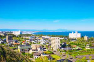 宮崎の風景