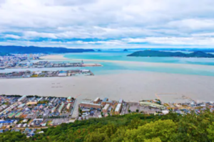香川県高松市の風景