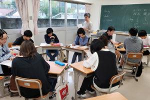 昌平高校の学校生活