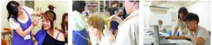 長尾谷高等学校の総合的な学習の時間の画像