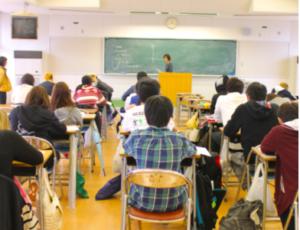 明秀学園日立高等学校のスクーリングの画像