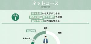 N高のネットコースの特徴