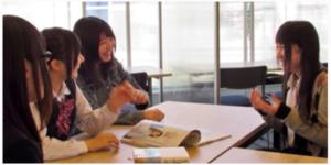 霞ヶ関高等学校は通信と全日のいいとこどりの画像