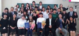 秋桜高等学校は先生が全力でサポートの画像