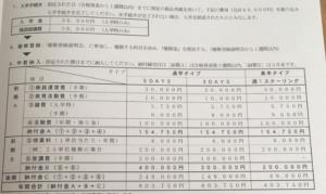 京都廣学館高等学校の学費・費用