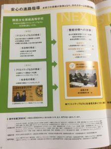 関西文化芸術高等学校の特徴