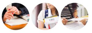 仙台育英学園高等学校の平日の学習もサポートの画像