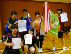並木学院福山高等学校は部活動もさかんの画像