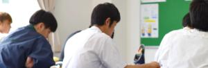 水戸平成学園高等学校の全日型の週5日の時間割の画像