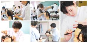 晃陽学園高等学校の平日登校コースでは専門的な知識を学ぶの画像