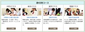 並木学院福山高等学校の学科・コース・カリキュラムの画像