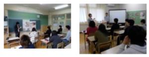 日本教育学院高等学校のキャリア教育が充実の画像