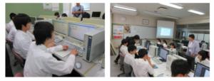 啓晴高校の教育連携講座があるの画像