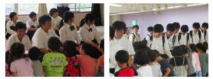 啓晴高校のさまざまなキャリア教育があるの画像