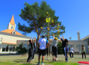 札幌自由が丘学園三和高等学校の合宿スクーリングは和寒本校での画像