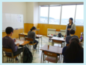 和順館高等学校は県内各地でスクーリングがあるの画像