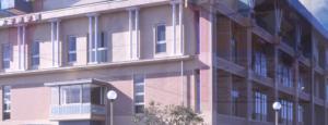 太平洋学園高等学校は生徒に配慮された校舎の画像