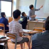 英心高等学校は少人数の習熟度別学習の画像