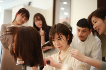 美容師 研修