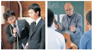 黄柳野高校は進路指導が充実の画像
