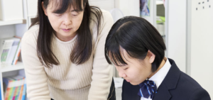 町田みのり高等部は完全少人数制教育の画像