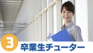 早稲田サポート学院の卒業生チューターの画像